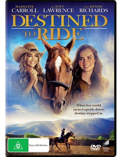 Destined to Ride [DVD]