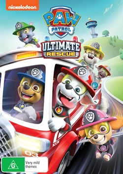 Paw Patrol: Ultimate Rescue [DVD]