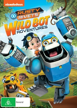 Rusty Rivets: Animal Bot Adventures [DVD]