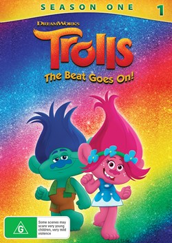 Trolls: The Beat Goes On - Season 1 [DVD]