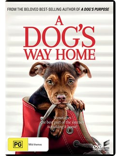 A Dog's Way Home [DVD]