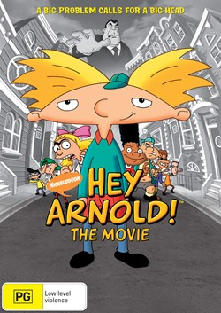 Hey Arnold: The Movie [DVD]