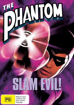 The Phantom [DVD]