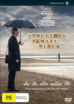Sometimes Always Never [DVD]