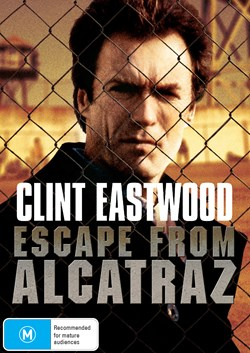 Escape from Alcatraz [DVD]