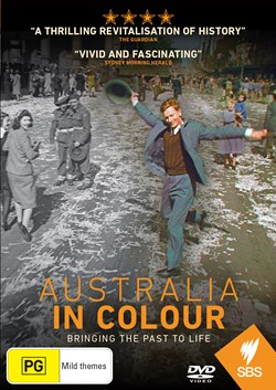 Australia in Colour [DVD]