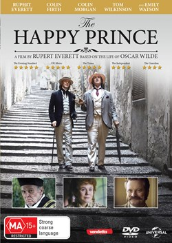 The Happy Prince [DVD]