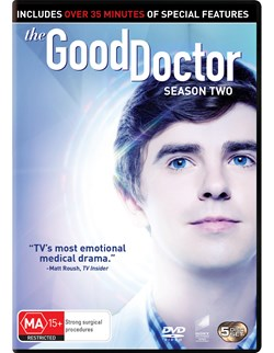 The Good Doctor: Season Two (Box Set) [DVD]