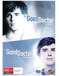 The Good Doctor: Season One - Two (Box Set) [DVD]
