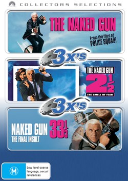 The Naked Gun Trilogy (Box Set) [DVD]