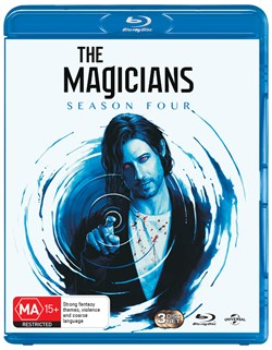 The Magicians: Season Four (Box Set) [Blu-ray]