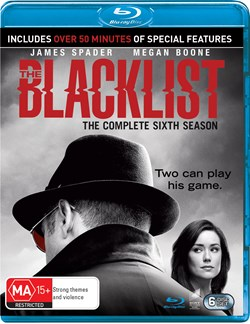 The Blacklist: The Complete Sixth Season (Box Set) [Blu-ray]