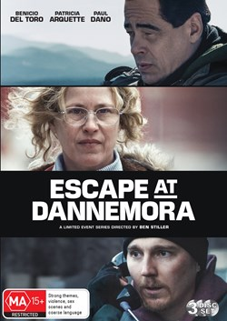 Escape at Dannemora: Season 1 (Box Set) [DVD]
