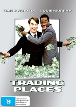 Trading Places [DVD]