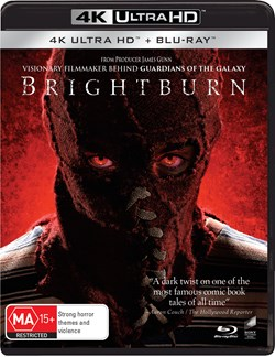 Brightburn (4K Ultra HD + Blu-ray) [UHD]