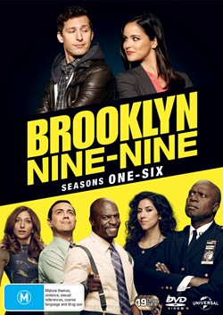 Brooklyn Nine-Nine: Seasons One - Six (Box Set) [DVD]