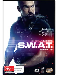 S.W.A.T.: Season Two (Box Set) [DVD]