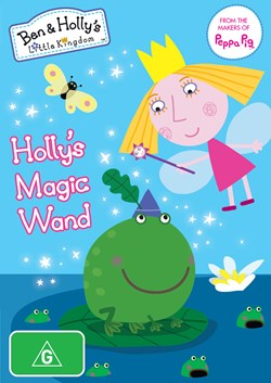 Ben and Holly's Little Kingdom: Holly's Magic Wand and Other... [DVD]