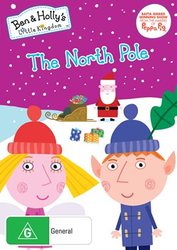 Ben and Holly's Little Kingdom: The North Pole [DVD]