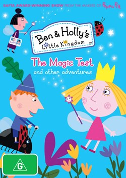Ben and Holly's Little Kingdom: Magic Test [DVD]