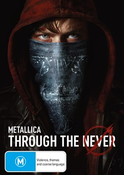 Metallica: Through the Never [DVD]