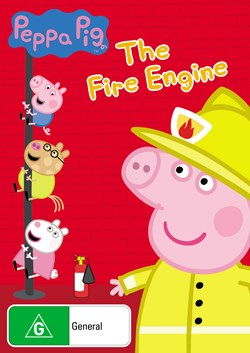 Peppa Pig: The Fire Engine and Other Stories [DVD]