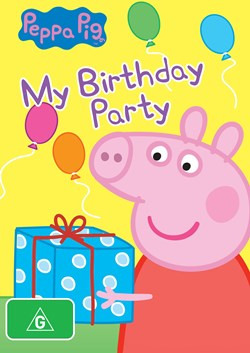 Peppa Pig: My Birthday Party and Other Stories [DVD]
