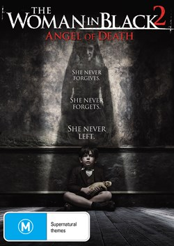 The Woman in Black: Angel of Death [DVD]