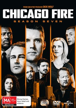 Chicago Fire: Season Seven (Box Set) [DVD]