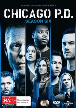 Chicago P.D.: Season Six (Box Set) [DVD]