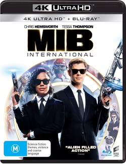 Men in Black: International (4K Ultra HD + Blu-ray) [UHD]