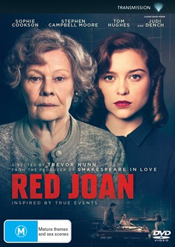 Red Joan [DVD]