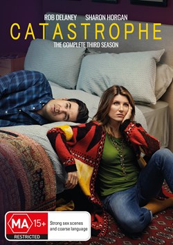 Catastrophe: The Complete Third Season [DVD]
