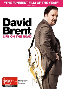 David Brent - Life On the Road [DVD]