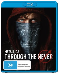 Metallica: Through the Never [Blu-ray]