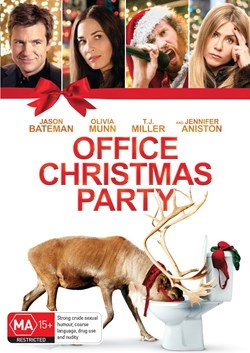 Office Christmas Party [DVD]