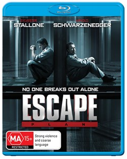 Escape Plan [Blu-ray]