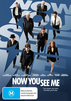 Now You See Me [DVD]