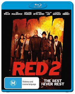 Red 2 [Blu-ray]