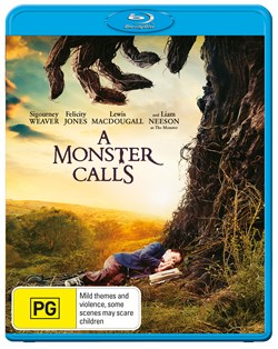 A Monster Calls [Blu-ray]