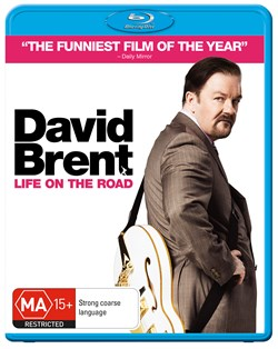 David Brent - Life On the Road [Blu-ray]