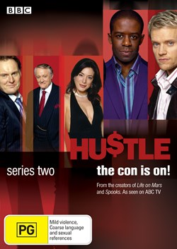 Hustle: Season 2 [DVD]