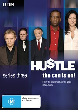 Hustle: Season 3 [DVD]