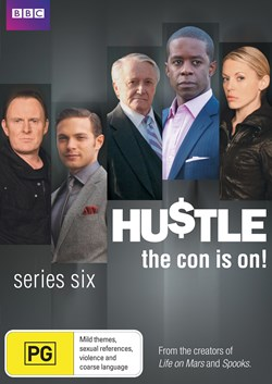 Hustle: Season 6 [DVD]