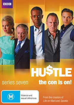 Hustle: Season 7 [DVD]