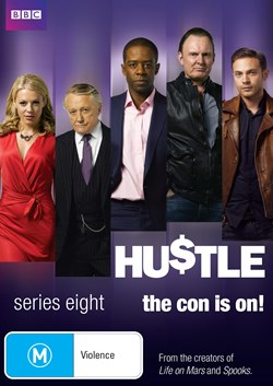 Hustle: Season 8 [DVD]