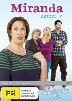 Miranda: Series 2 [DVD]