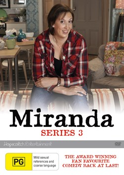 Miranda: Series 3 [DVD]