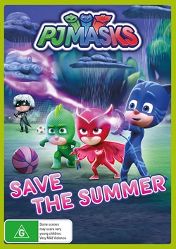 PJ Masks - Save the Summer [DVD]