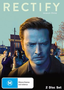 Rectify: Series 3 [DVD]